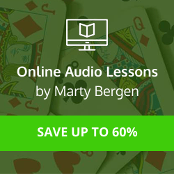 Online Audio Lessons by Marty Bergen